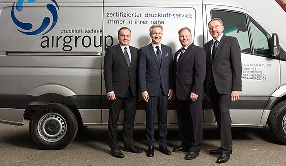 airgroup Geschäftsführer