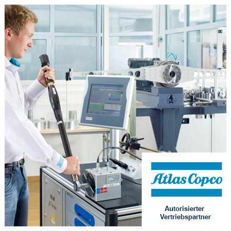 AtlasCopco - Druckluft EVERS Werkzeug