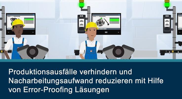 Die Scalable Quality Solution 3 ist eine umfassende Softwarelösung zur Qualitätssicherung, Prozesssteuerung und Werkerinformation. Sie verbessert maßgeblich Ihren Fertigungsprozess.